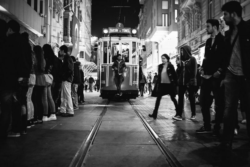 Istanbul / Beyoglu - 2013