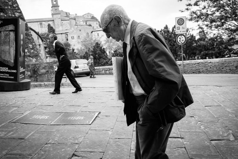 Italien / Anghiari - 2015