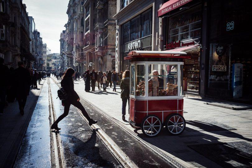 Istanbul / Beyoglu - 2017