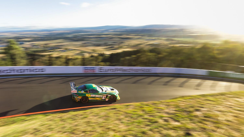 Mercedes-AMG GT R beim 12-Stunden-Rennen von Bathurst, Australien, 2018