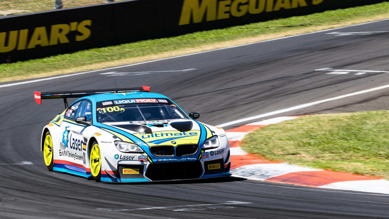 BMW M6 beim 12-Stundenrennen von Bathurst 2018