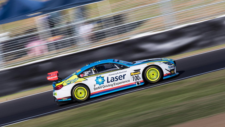 12-Stunden-Rennen in Bathurst/Australien 2018: BMW M6