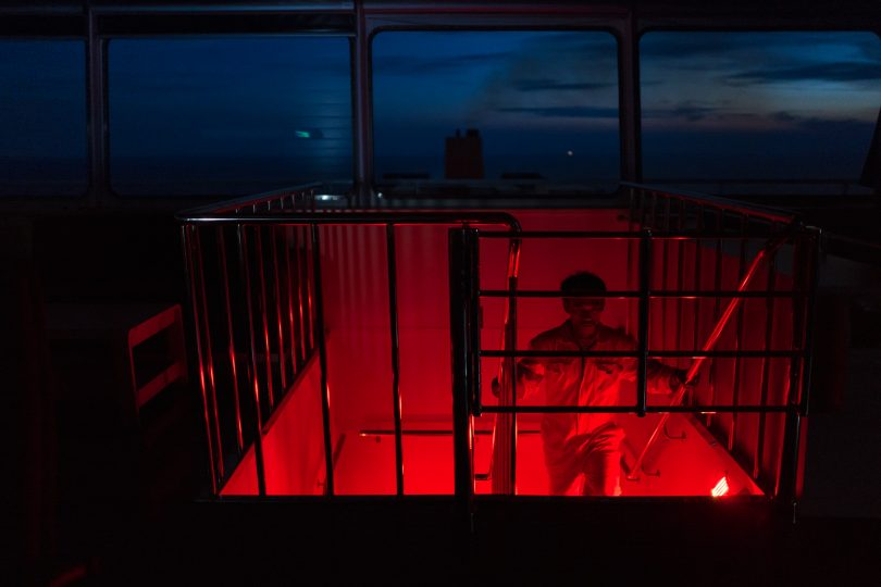 Auf dem Schiff war die Leica Q mein ständiger Begleiter.
