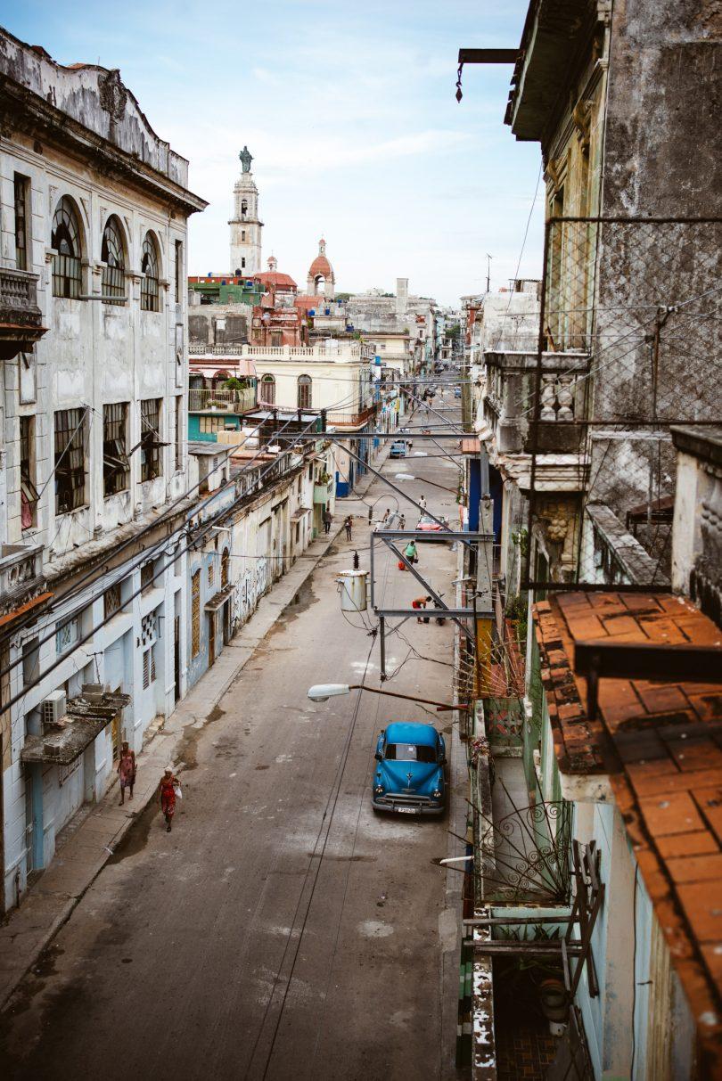 Unsere Hood in Havanna
