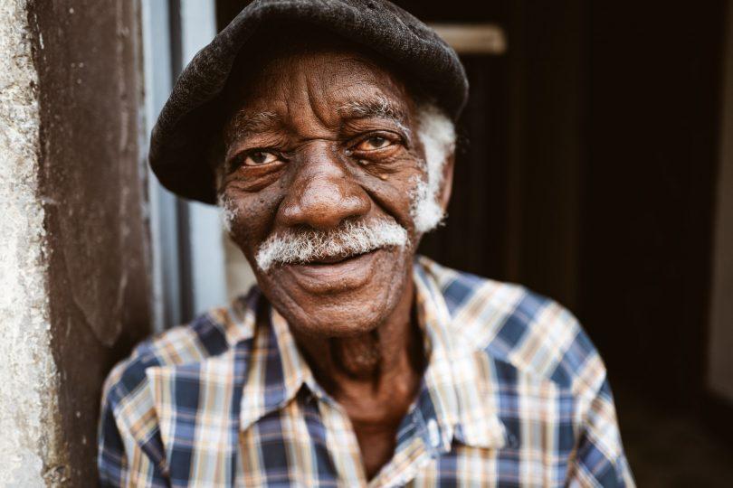 Diese Gesichter Kubas. Interessant, sanft und gutmütig.