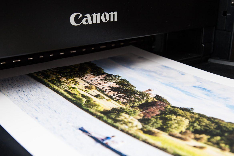 Tintenstrahldrucker Imageprograf 1000 von Canon