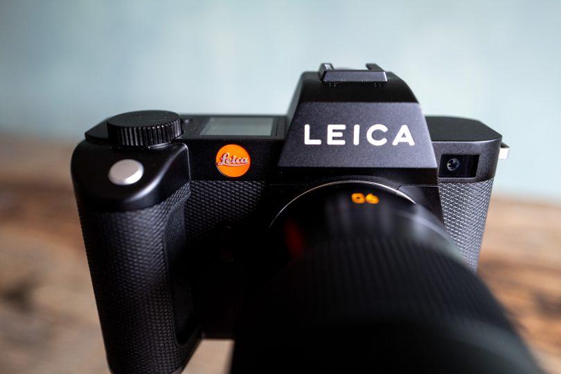Leica SL2 - Das Design wirkt nun stimmiger.
