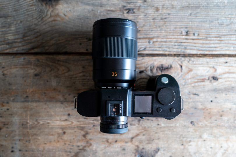 Leica SL2 mit 35mm APO Summicron